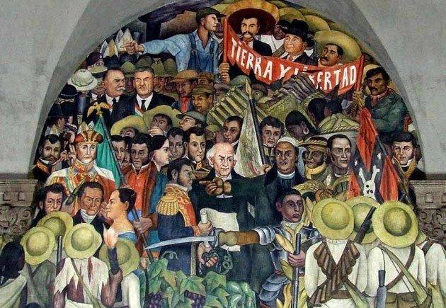 Muralismo Mexicano 5 Claves Para Entender Su Importancia Cultura