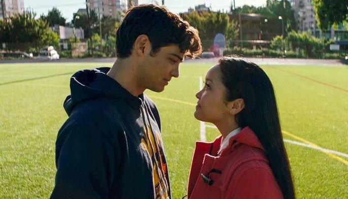 Fotograma de la película A todos los chicos de los que me enamoré