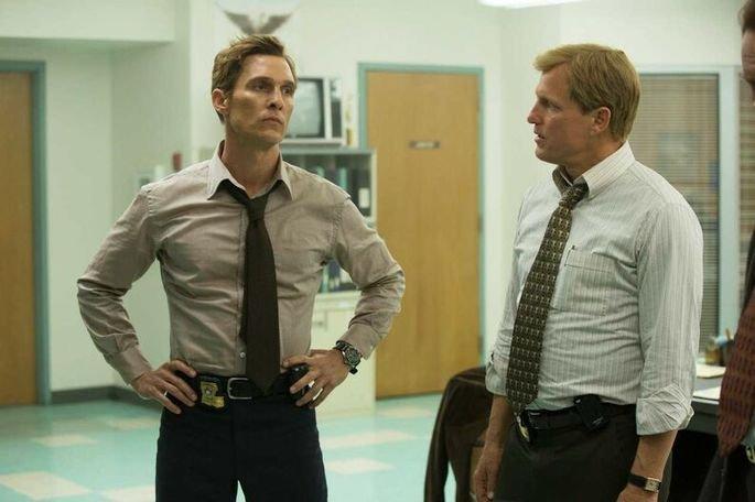 Fotograma de la serie True Detective