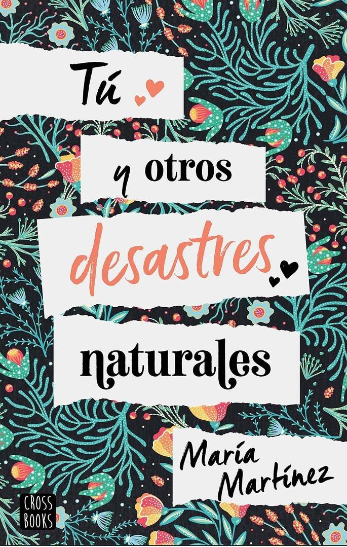 Portada del libro Tú y otros desastres naturales