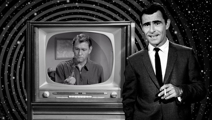 Fotograma de la serie The Twilight Zone