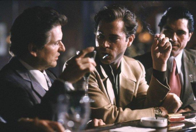 Fotograma de la película uno de los nuestros