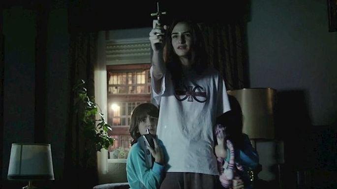 Fotograma de la película Verónica
