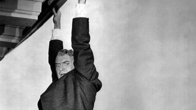 Fotograma de la película Vértigo