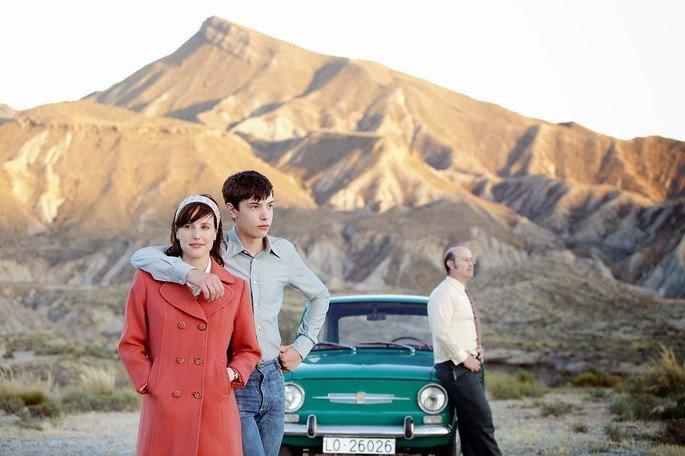 Fotograma de la película Vivir es fácil con los ojos cerrados