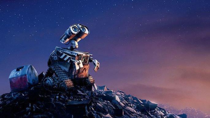 Fotograma de la película Wall-E