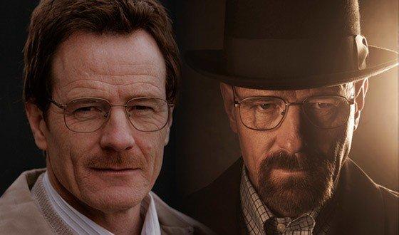 Walter White y Heisenberg.