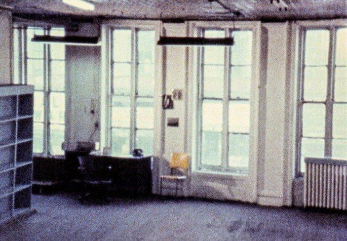 Fotograma de la película Wavelength