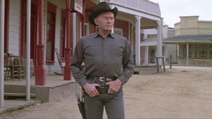 Fotograma de la película Westworld
