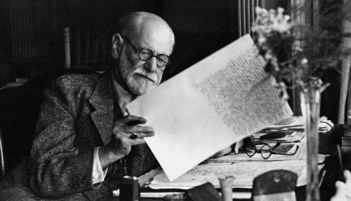 Freud foi um estudioso compulsivo ao longo de toda a vida.