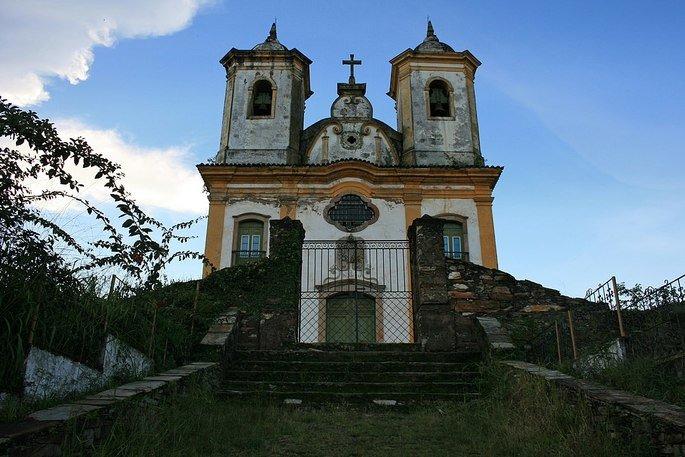 Igreja N.Sra. das Mercês e Perdões
