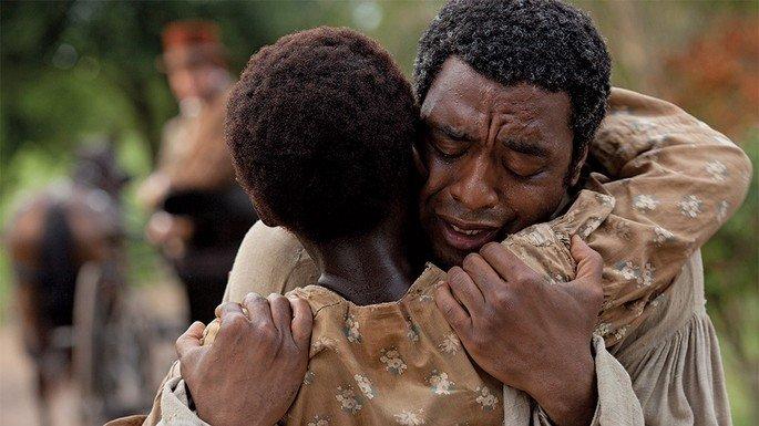 Frame do filme 12 Anos de Escravidão