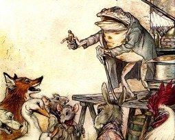 15 histórias infantis curtas comentadas
