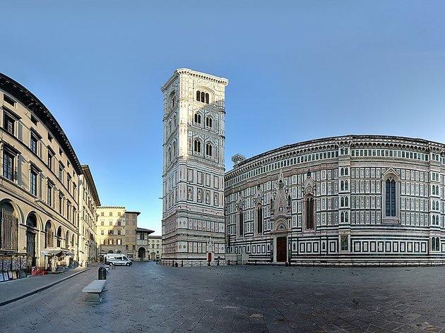 Praça do Duomo