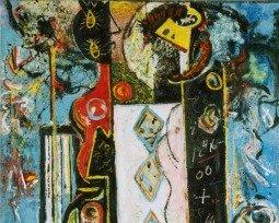 7 obras para conhecer Jackson Pollock