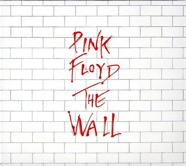 Capa do álbum The wall.