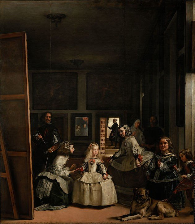 As meninas, de Diego Velázquez