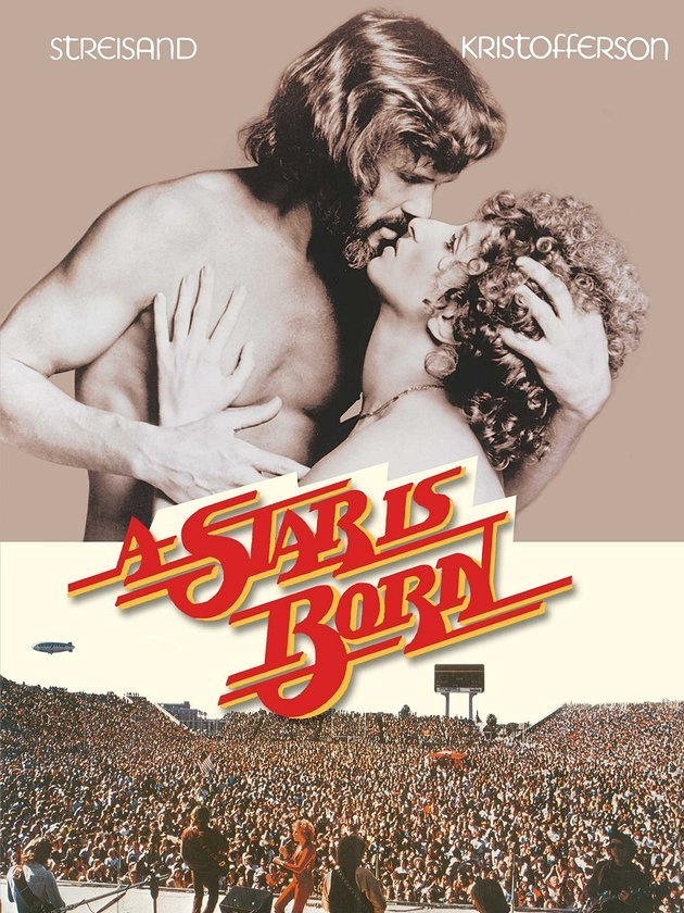 Cartaz da terceira versão do filme, lançada em 1976.