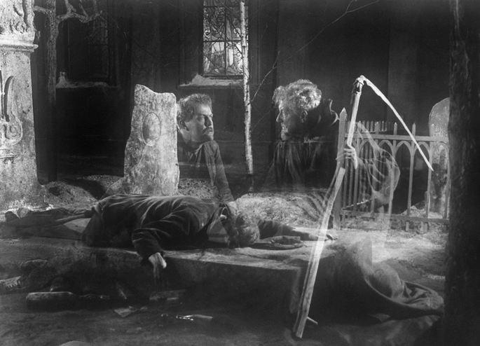 A Carruagem Fantasma (1921)