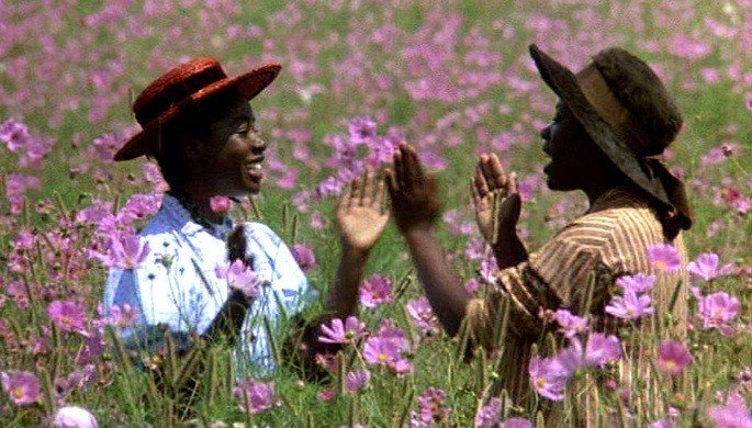 Frame do filme A Cor Púrpura