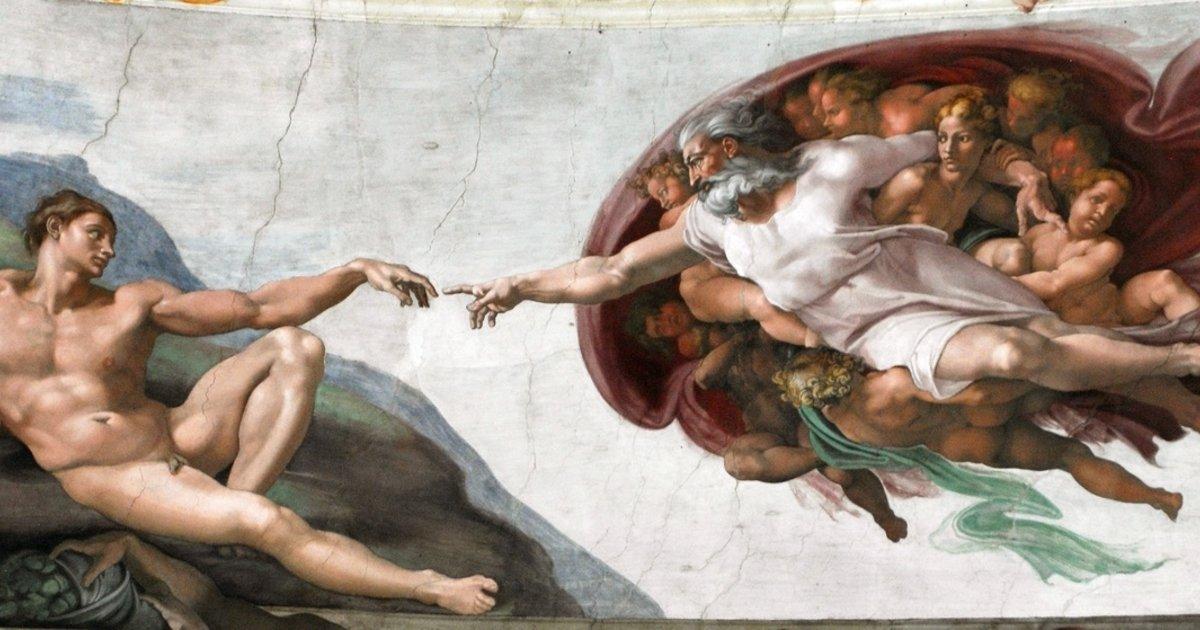 Resultado de imagem para a criação de adão