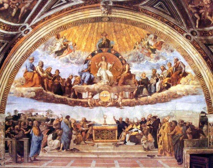 A Disputa (1510)