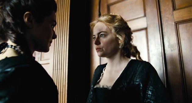 A relação da Duquesa com Abigail passa a ser de extrema competição.