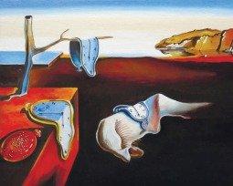 A Persistência da Memória de Salvador Dalí