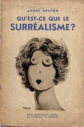 Manifesto Surrealista - André Breton - 1924