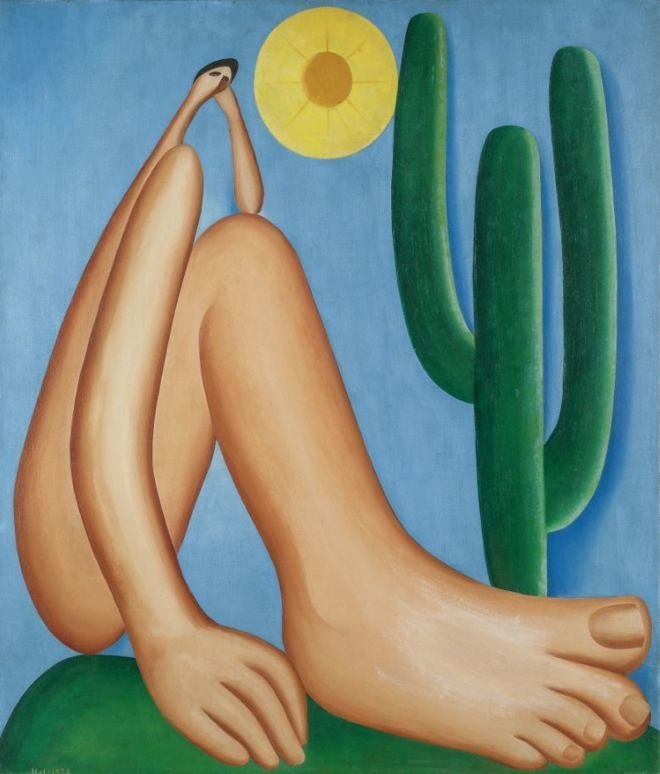 Abaporu (1928), Tarsila do Amaral