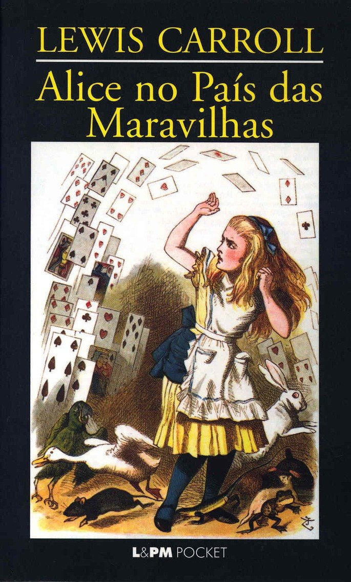 Alice no País das Maravilhas (1865)