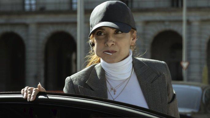 Najwa Nimri dá vida a Alicia Sierra.