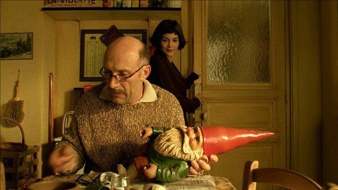 Amélie e o pai