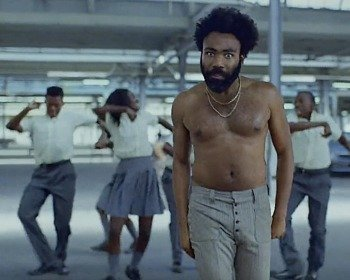 Música e vídeo This is America de Childish Gambino