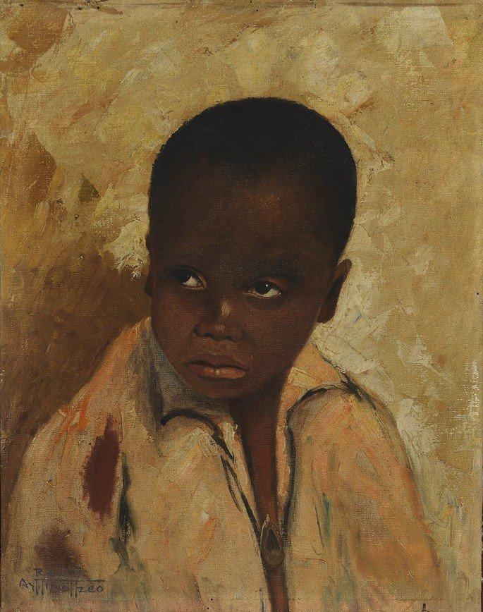 O menino, de Arthur Timótheo da Costa