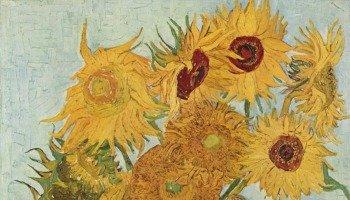 As obras fundamentais de Van Gogh e a sua biografia
