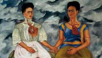 As 10 mais deslumbrantes obras de Frida Kahlo