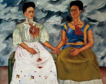 10 mais deslumbrantes obras de Frida Kahlo