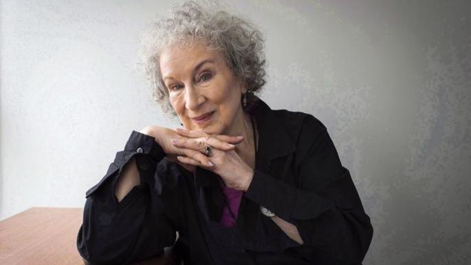 Retrato de Margaret Atwood.