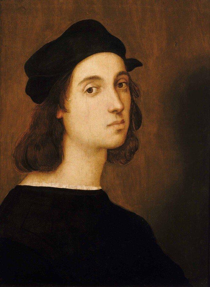 Quadro Autorretrato (1506)