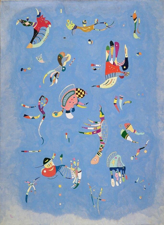 Azul do céu (1940)