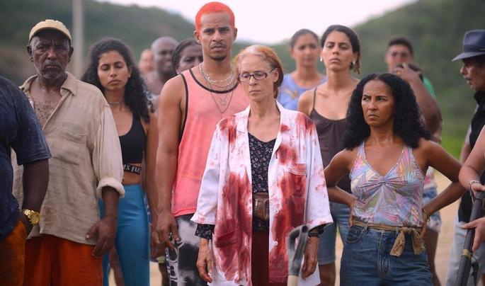 Imagem do filme Bacurau.