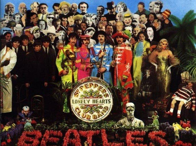 música beatles