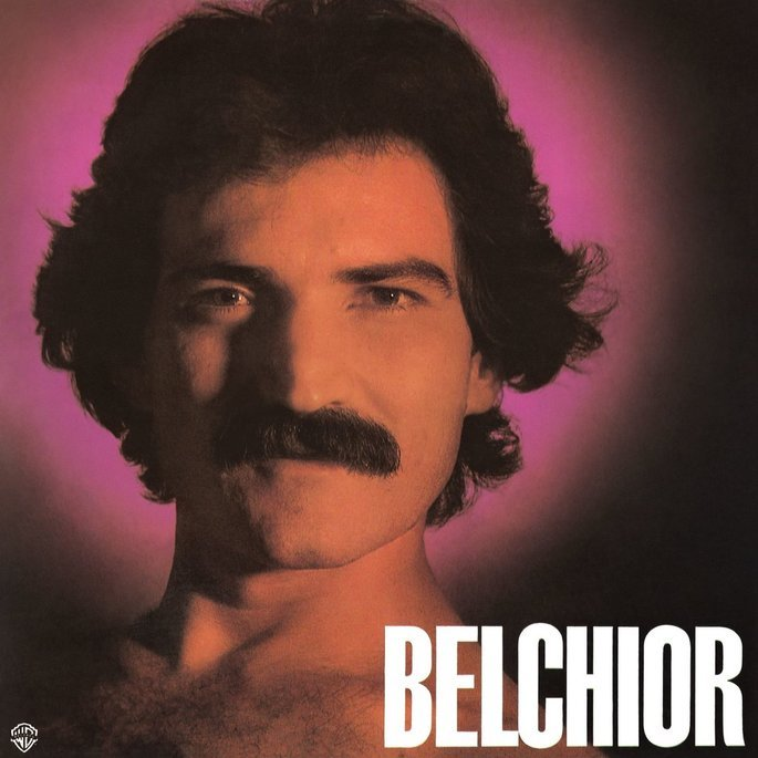 Capa do disco Belchior.