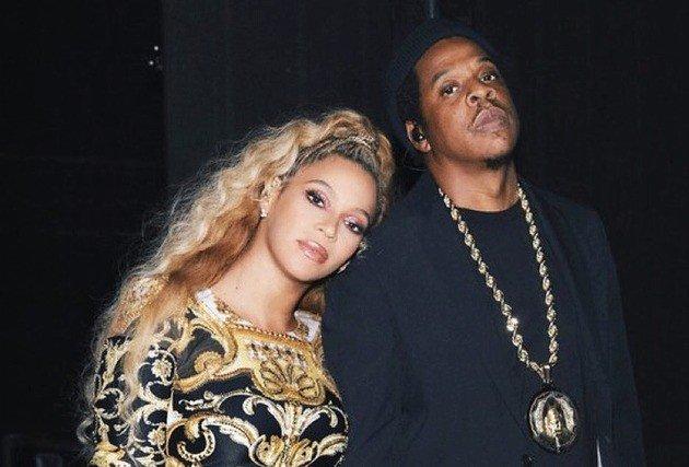 Beyoncé e JayZ