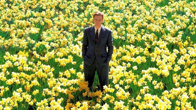 Cena do filme O Grande Peixe (2003).