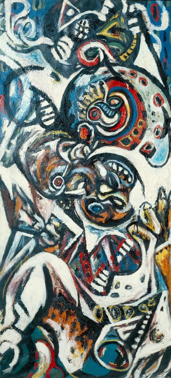 Birth de Jackson Pollock (1941)