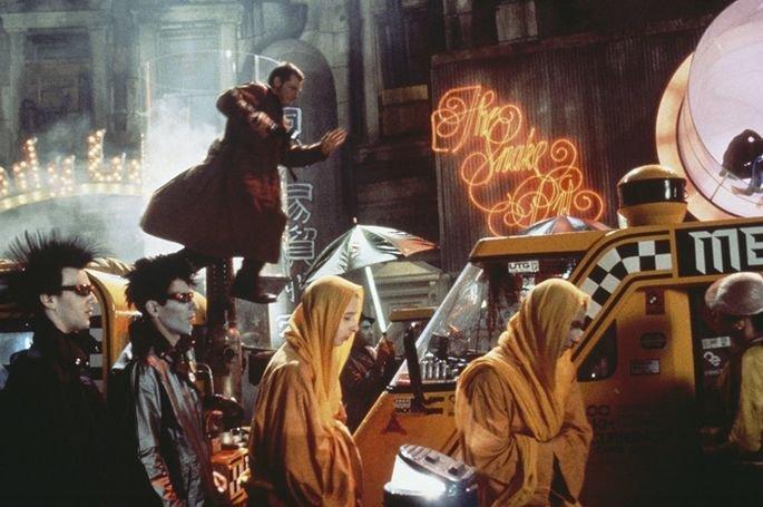 Blade Runner: O Caçador de Androides (1982)