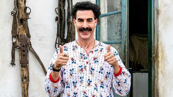 Borat: Fita de Cinema Seguinte (2020)