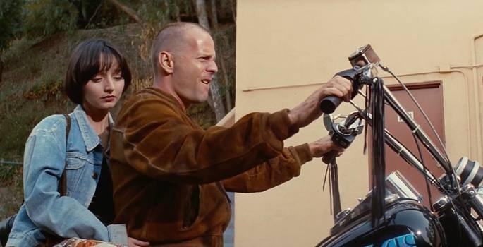 Bruce Willis é Butch Coolidge
